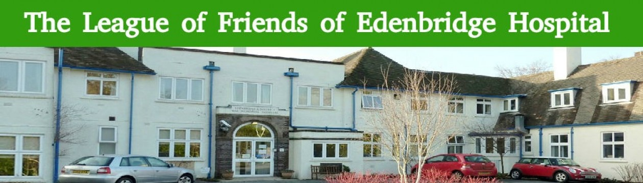 Edenbridge Hospital – The League of Friends